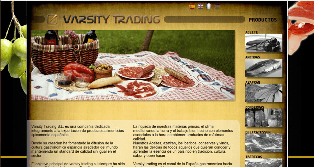 Varsity Trading