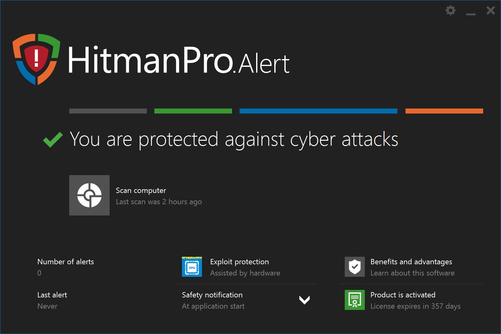 HitmanPro.Alert un programa a añadir además del antivirus - SmythSys IT Consulting