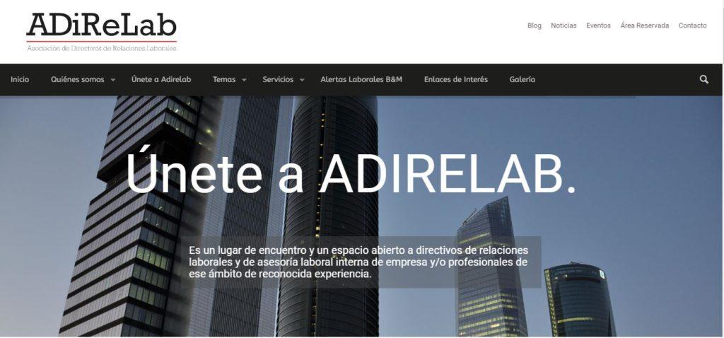 ADiReLab: Asociación de Directivos de Recursos Laborales