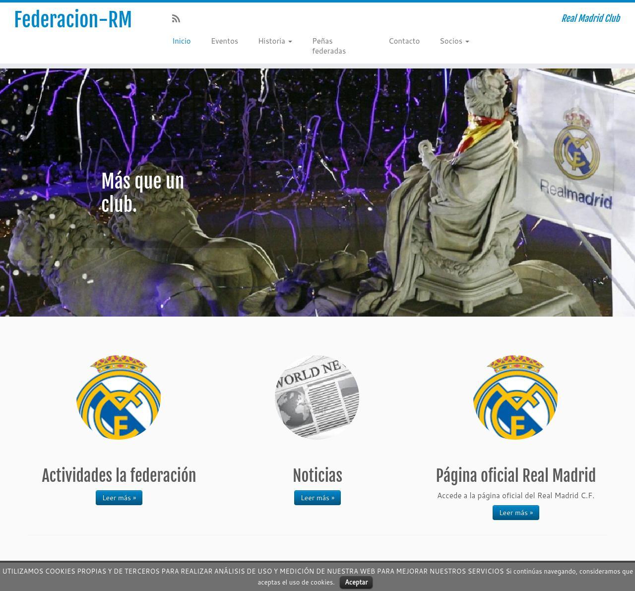 Federación Real Madrid Suiza