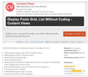 contentviews