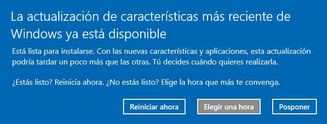 Actualización Windows 10 Creators Update Puede Llegarte Estos Días