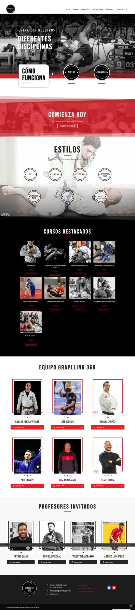 Grappling360